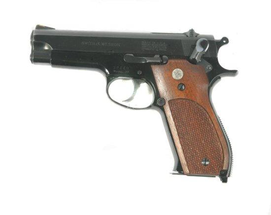 S&W Mdl 39 9mm