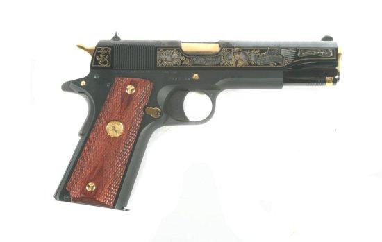 Colt Mark IV .45 ACP