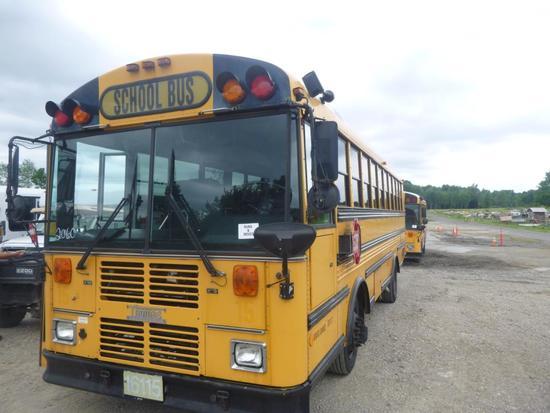 2003 THOMAS SCHOOL BUS Year: 2003 Make: THOMAS Model: SCHOOL