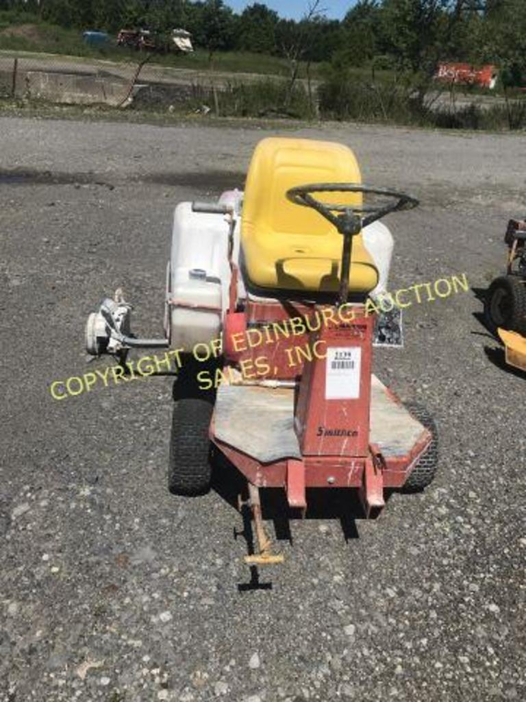 SMITHCO TOPLINER TC-1618 SN: LN353 ***KEY IS IN OFFICE AND MANUAL IN OFFICE