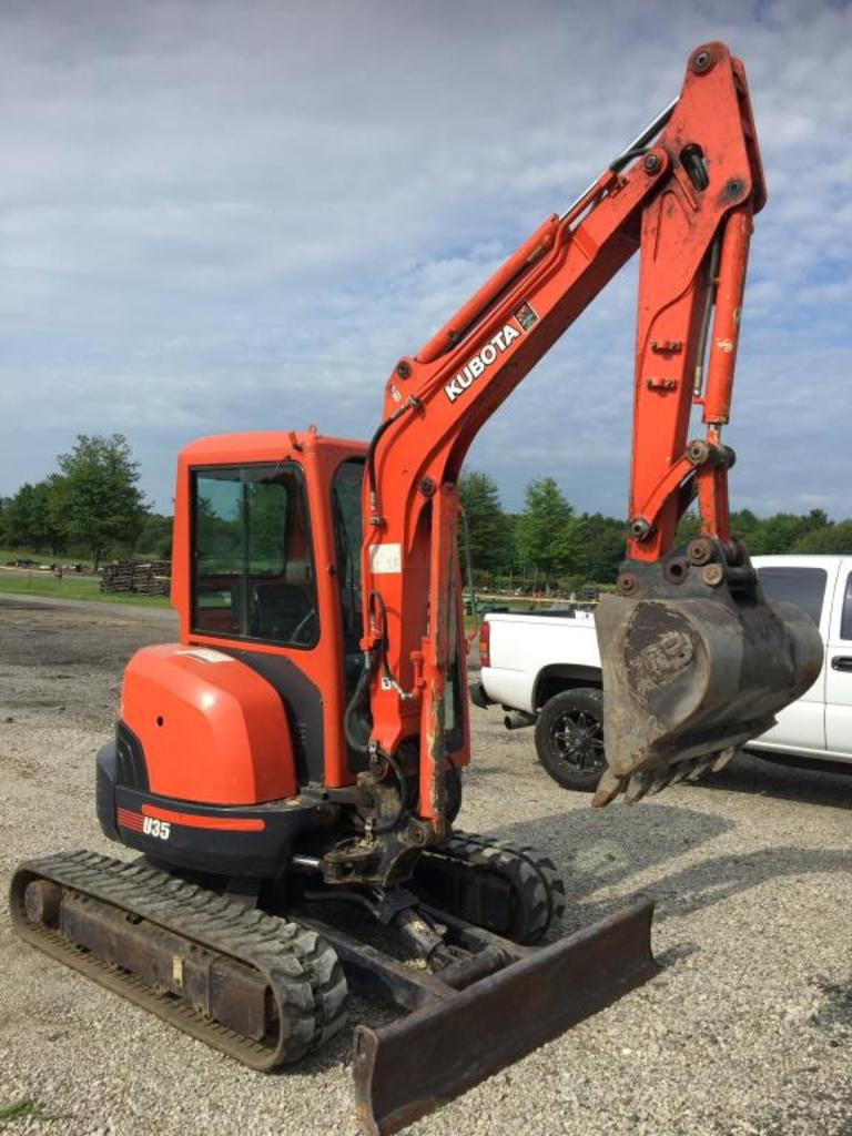 Monthly Consignment Equipment Auction - RING 2