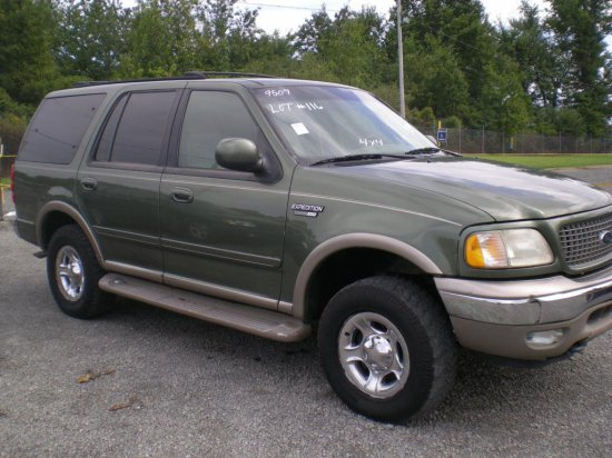 2000 Ford Expedition Eddie Bau Auctions Online Proxibid