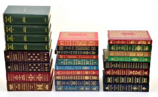 Collection of 26 Vintage Books