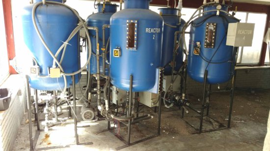 Bio Diesel Plant Processor