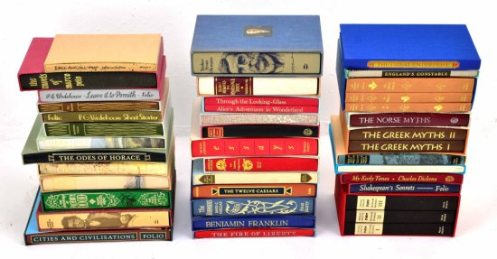 Collection of 43 Boxed Books