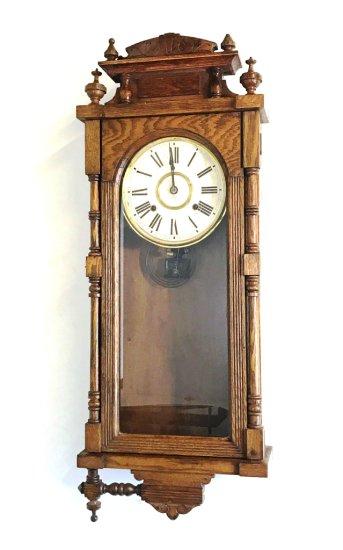 Ansonia Queen Model Clock