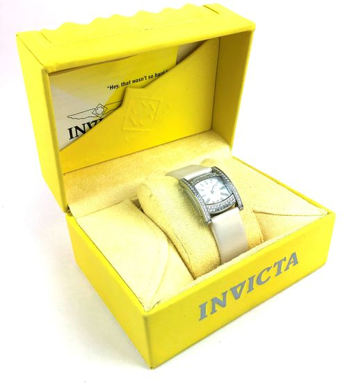 New Invicta Watch Sapphire Model 3821 Limited Edition 117/500 Stainless Steel Water Resistant