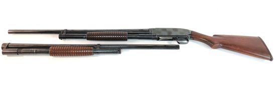 Winchester Gun Model 12 - 1912 Pump 12 Gauge Shotgun Serial 204727 Extra Barrel
