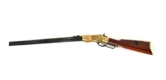 Uberti Reproduction Henry Lever Action Rifle 45LC Firearm