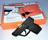 Taurus PT 738 TCP .380 Caliber Pistol Firearm in Original Box with Magazine