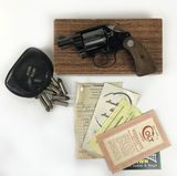 Colt 38 Special Cobra Revolver Firearm