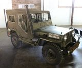 1951 Willys M38 ¼ Ton 4X4 Utility US Military Jeep Truck