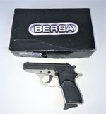 Bersa S.A. Thunder .380 ACP Caliber Pistol Firearm in Original Box with Magazine and Holster
