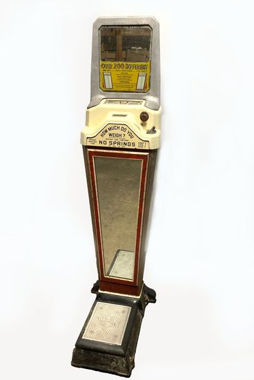 Watling Scale Co Chicago, DL978135