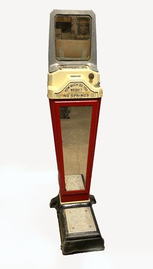 Watling Scale Co Chicago, DL977749