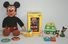 Lot of Vintage Mickey Mouse, Donald Duck, & Disney Toys