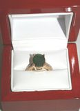 3.28 Ct. Emerald & Diamond Ring - 14K Gold Appraisal at $5,428.00