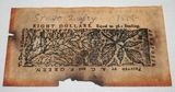This $8 Note from 1774 has seen it all... Annapolis