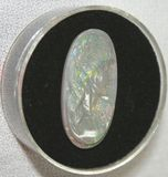 Unique Vintage Carved Opal Cameo Stone - 21.5 Carats - WOW!