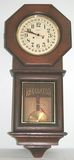 The New England Clock Company Regulator Clock w/ 14 Day Cathedral Gong No. NE271G