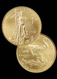 2008 Gold $50.00 Gold Piece, Brilliant Un-circulated condition.  1 ounce of gold!