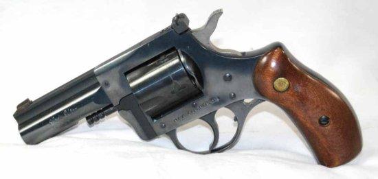 Lady Ultra .32 H & R Mag 5 Shot Revolver Marked N.E.F Gardner, Ma