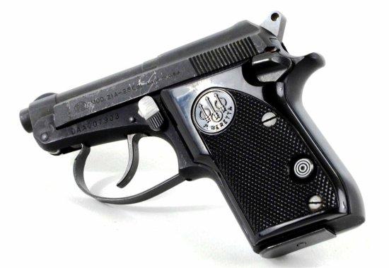 Beretta Model 21A Pocket Pistol in .25 Caliber