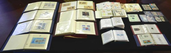 Extensive German & Worldwide Stamp Collection – Over 13 Volumes
