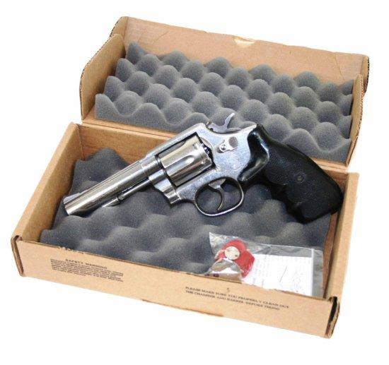Smith & Wesson, Model 65-4, 6 Shot Revolver in .357 Magnum