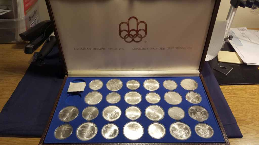 ***MONDAY NIGHT COIN AUCTION*** US & CANADA
