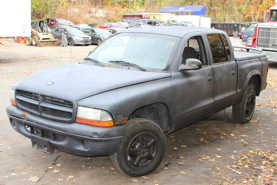 2000 Dodge Dakota 4WD