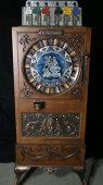Huge Case Knife Collection & Antique Slot Machines