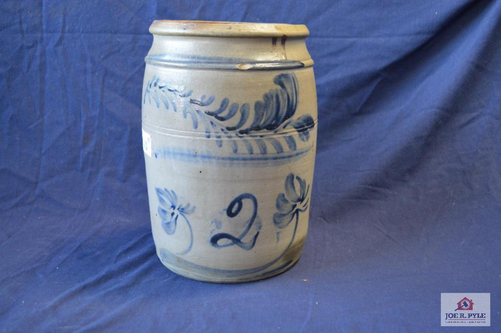 Decorated Stoneware, Antiques, & more