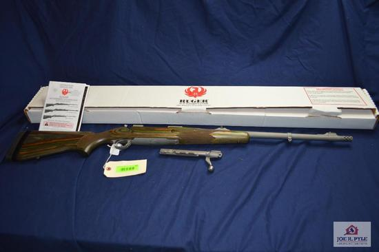 Ruger 77 Hawkeye .30-06 | SN: 712-03085 | Notes: ANIB; matte stainless, laminate camo