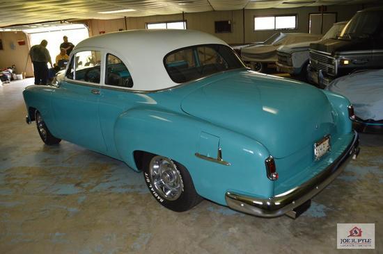 1952 Chevrolet Business Coupe   VIN: 20-KJB2085   Mileage: 76