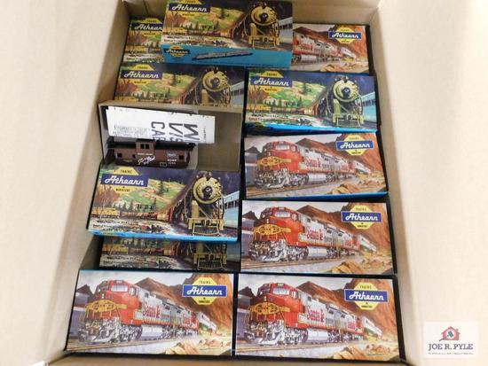 68 Athearn HO Train Kits
