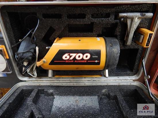 Beam ALIGINER 6700 series- laser pipe level