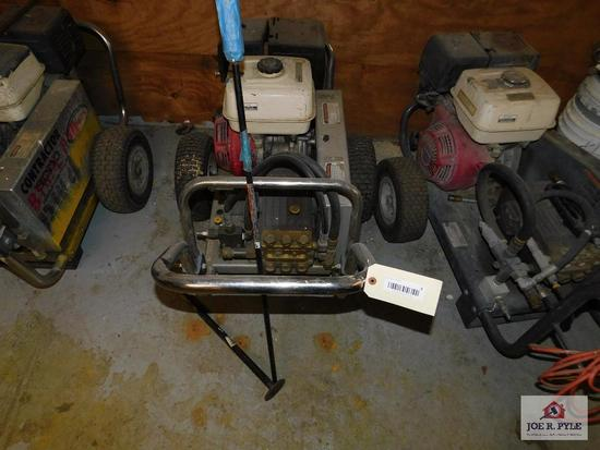 Simpson Contractor 3000 High Pressure Washer