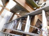 28' Aluminum Extension Ladder
