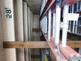 28' Fiberglass Extension Ladder