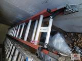 24' Fiberglass Extension Ladder