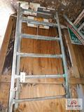 2 Sections 2' Scaffold Ladder