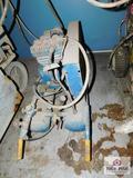 Wheel Barrow Style Air Compressor