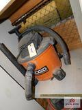 Rigid 9 Gallon Shop Vac