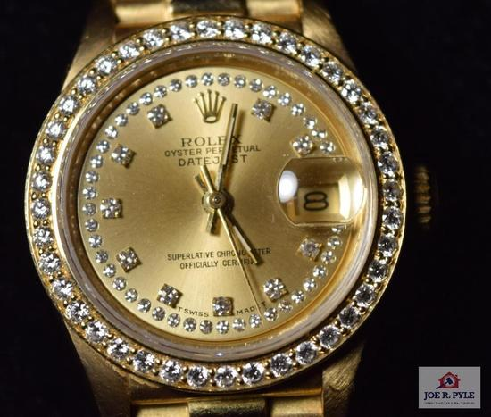 Rolex Presidential lady's watch