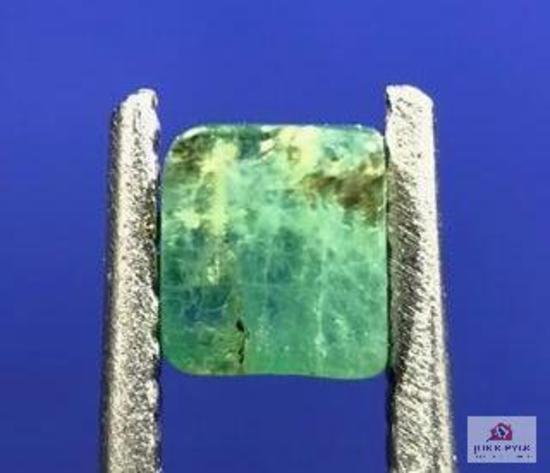 Rough Cut Tamiz Emerald