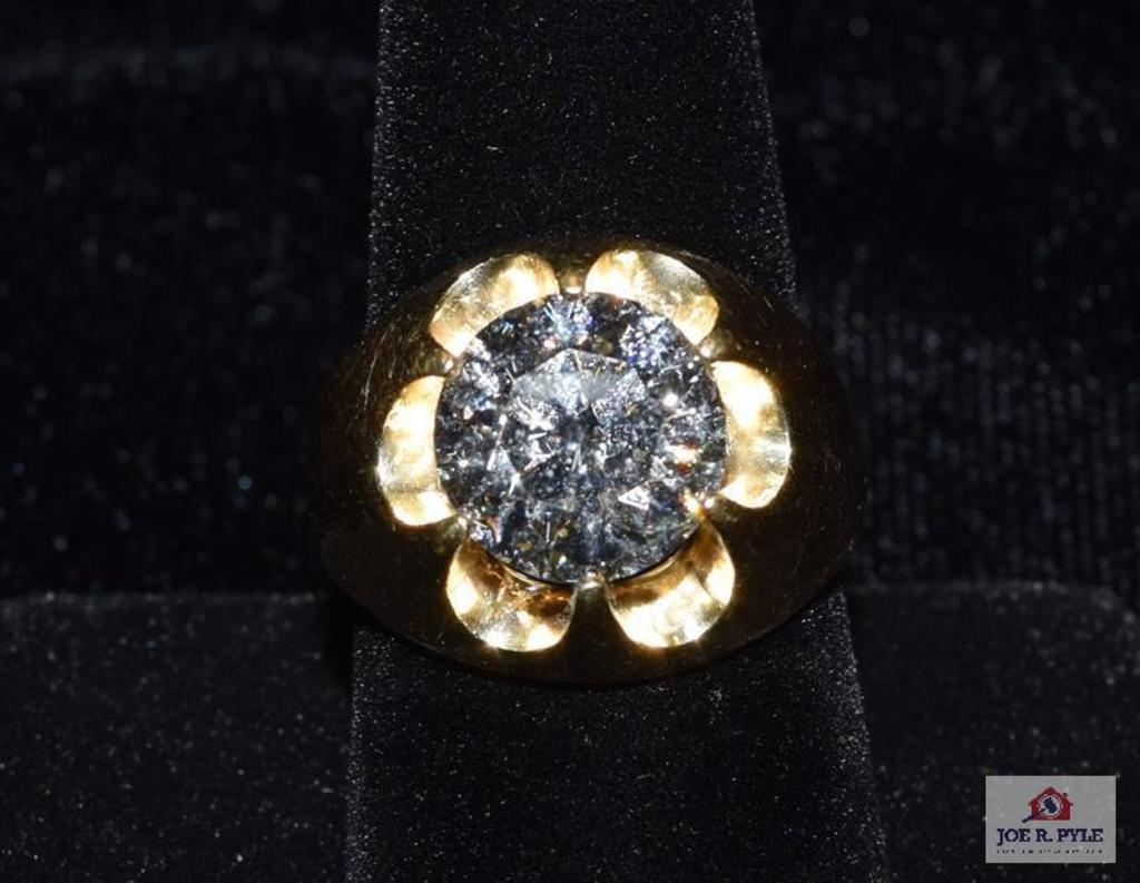 Fine Diamond, Gold & Tanzanite Jewelry & Stones
