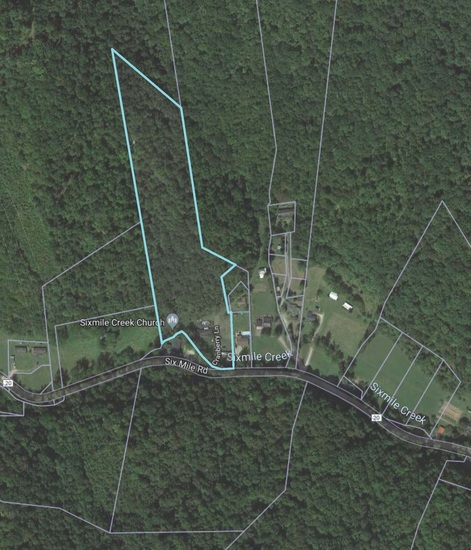 17 Acres with Home Sold to the Highest Bidder