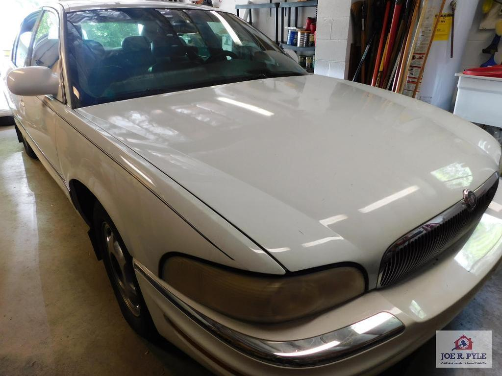 Buick Park Ave., Tools, Collectibles & more