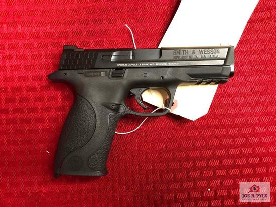 SMITH & WESSON M&P 40 .40 S&W | SN: HSM2103 |COMMENTS: ANIB